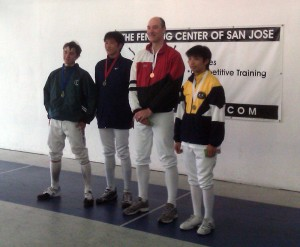 Bay Cup CLXE5 Podium